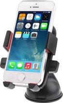 Mobigear Smartphone Autohouder Zuignap Universeel tot 90mm