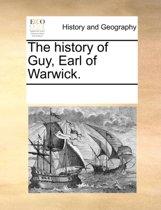 The History of Guy, Earl of Warwick