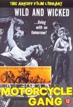 Motorcycle Gang (dvd)