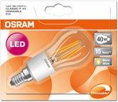 Osram LED Retrofit CL P LED-lamp 4,5 W E14 A++