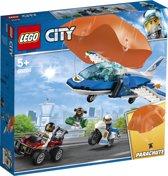 LEGO City Luchtpolitie Parachute-arrestatie - 60208