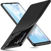 Huawei P30 Pro - hoesje ESR Hues Appro – flexibel, dun & licht – Zwart
