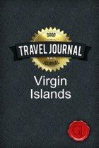 Travel Journal Virgin Islands
