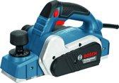 Bosch Professional GHO 16-82 Schaafmachine - 630 Watt - Tot 1,6 mm spaandiepte - Inclusief parallelgeleider en stofzak