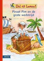 Dol op lezen! Piraat Pim en de grote wedstrijd