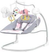 Kinderkraft Babyswing - Babyschommel Minky Pink