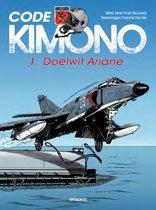 Code kimono 01. doelwit ariane