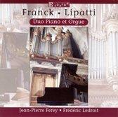 Franck: Duo Piano & Orgue