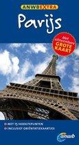 ANWB extra - Parijs + Extra Nederlands reisgids cadeau