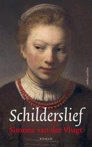 Boek cover Schilderslief van Simone van der Vlugt (Onbekend)