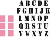 Marianne Design Col1396 Collectable Stempel alfabet