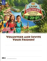 Camp Discovery Publicity Poster