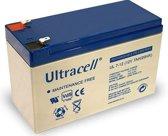 Ultracell UL Loodaccu 12V 7Ah SLA AGM VRLA VdS UL7-12