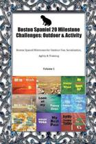 Boston Spaniel 20 Milestone Challenges