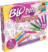 Blopens Activity set Fantasy - Blaasstiften - Kleuren