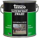 Tenco Ijzercoating Zwart - 2500 ml