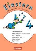 Einstern 04. Multiplikation und Division / Das Geodreieck. Themenheft 3