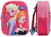 Disney Frozen Eva Rugzak - Kinderen - Roze