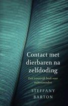 Boekomslag van 'Contact met dierbaren na zelfdoding'