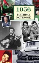 1956 Birthday Notebook