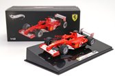 Ferrari F2002 M. Schumacher France GP 2002 - 1:43 - Hot Wheels Elite