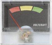 Analoge inbouwmeter Voltcraft AM-49X27