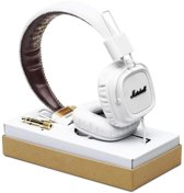 Marshall Major FX - On-ear koptelefoon - Wit