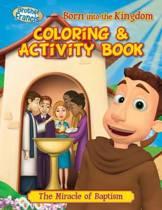 Born Into the Kingdom Coloring & Activity Book