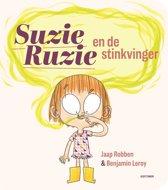 Suzie Ruzie - Suzie Ruzie en de stinkvinger
