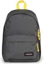 Eastpak Out Of Office Rugzak - 14 inch laptopvak - Grey-Yellow