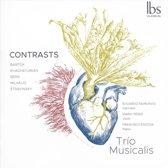 Contrasts: Bartók, Khachaturian, Berg, Milhaud, Stravinsky