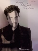 Best of Billy Joel Piano Solos (Songbook)