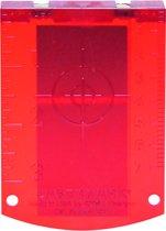 Bosch Professional Laserrichtbord rood