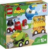 Afbeelding van LEGO DUPLO Mijn Eerste Auto Creaties - 10886 speelgoed