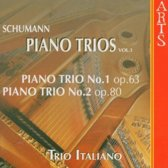 Schumann: Piano Trios Vol 1 / Trio Italiano