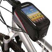 Roswheel Large - Frametas voor Smartphone - Zwart