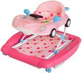 Baninni Foriano - Loopstoel met schommelfunctie - Pink
