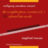 Wolfgang Amadeus Mozart: The Complete Piano Sonatas...