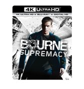 Bourne Supremacy (4K Ultra HD Blu-ray)