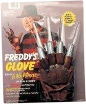 Halloween - Freddy handschoenen voor volwassenen