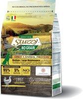 Stuzzy - Monoprotein - droogvoer - kip - 12KG