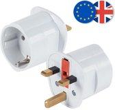 UK Stekker Adapter Verenigd Koninkrijk Adapter Stekker