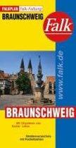 Falk Stadtplan Falkfaltung Braunschweig 1:20 000