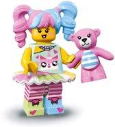 LEGO Minifigures The NINJAGO Movie – N-POP Girl 20/20 - 71019