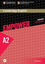 Cambridge English Empower - Elementary workbook + answers + downloadable audio