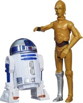 Star Wars Rebels: Mission  C-3PO & R2-D2 2 Pack