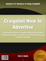 Craigslist How to Advertise