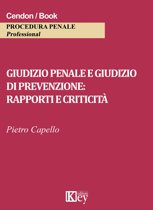 Giudizio penale e giudizio di prevenzione: rapporti e criticità