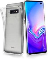 SBS Skinny Cover Samsung Galaxy S10e, transparent