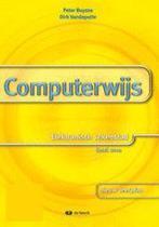 Computerwijs: elektronisch rekenblad Excel 2010 - leerwerkboek